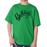 YOUTH - SHORT SLEEVE - TSHIRT - (C-BK) Thumbnail